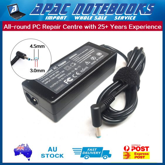 AC Power Adapter Charger For HP Chromebook 14-Q005tu
